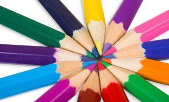 Гадание на цветных карандашах