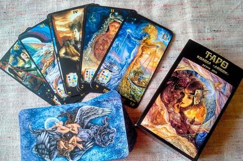 Таро на 3 картах - на настоящее, ближайшее и отдаленное будущее